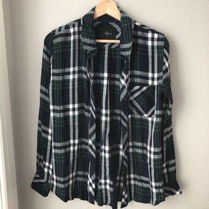 Rails flannel